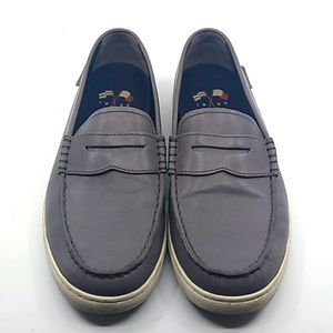 Cole Haan grey loafer size 10m